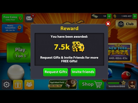 8 Ball Pool Unlimited Coins Links Claim fast before it
